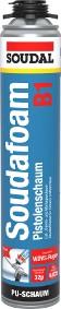SOUDAL SOUDAFOAM B1 (PISTOLE) 750ml blau