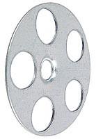 Fischer Dämmstoffteller HA 36 gelocht A4