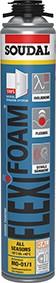 SOUDAL FLEXIFOAM (PISTOLE) 500ml blau   -  SWS-geeignet !