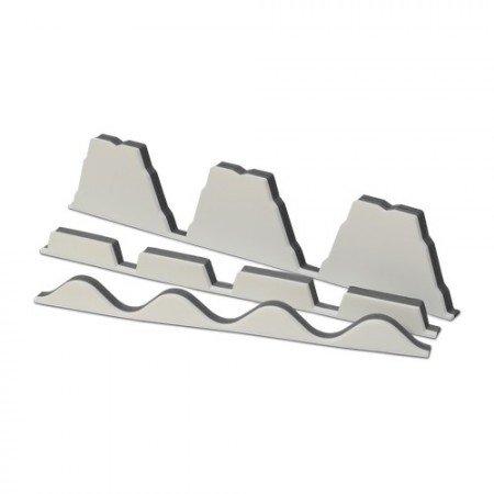 EJOT®  Profilfüllerleisten   Welle 55 / 177