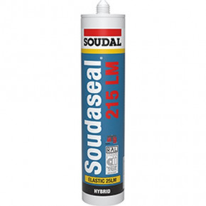 SOUDAL SOUDASEAL 215LM 290ml weiss
