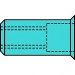 Gesipa Blindnietmuttern A2-Edelstahl Kleinkopf