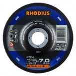 RHODIUS Schruppscheibe KSM  für Stahl