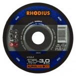 RHODIUS Trennscheibe KSM  für Stahl
