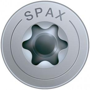 SPAX Tellerkopf ohne Linse 5mm T-Star plus WIROX beschichtet