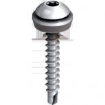 EJOT® Edelstahl-SAPHIR  Bohrschraube  JT4-FR-2-4,9x35-E11